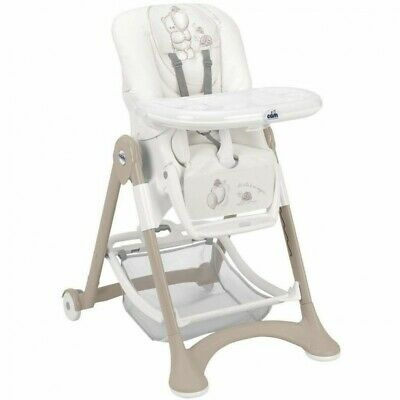 CAM Highchair For Baby Food campione 241 bear