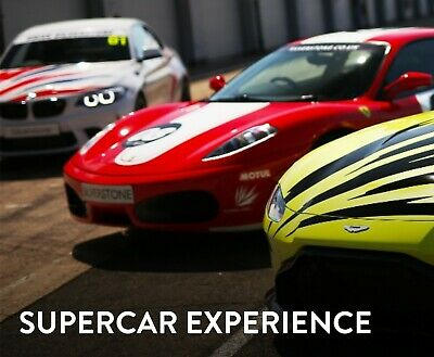 Silverstone Supercar Experience Worth £279 On 28/09/2019