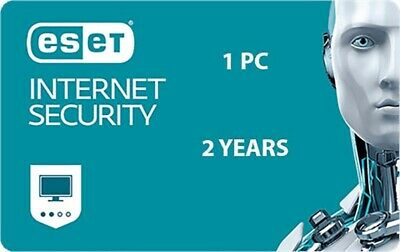 Eset NOD32 Antivirus Internet Security v4.0-12 1 PC 2 Years Digital License key