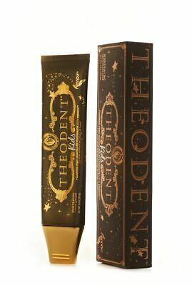 Theodent Toothpaste for Kids! Chocolate - Flouride Free - 3.4 Oz