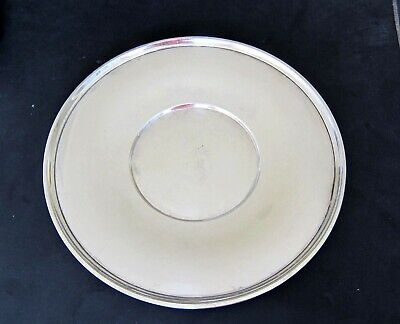 Antique Sterling Silver Gorham Plate,9 inches wide & 10.6 Oz
