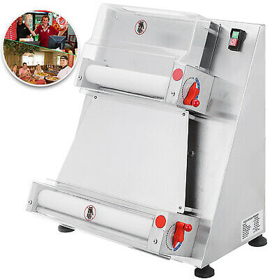 15.7 Electrical Pastry Press Machine Dough Pasta Maker Chapati Sheet  40cm 370W