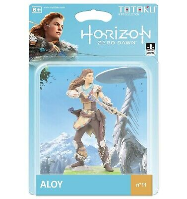Horizon Zero Dawn: Aloy - Totaku Figurine No 11 Figure First Print Edition - NEW