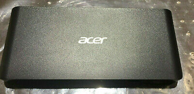 Acer USB Type C Dock Model GPD02 With Power Adapter