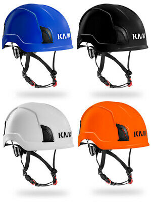 KASK Zenith Safety Helmet Chinstrap Ratchet Anti-Bacterial Climbing Height