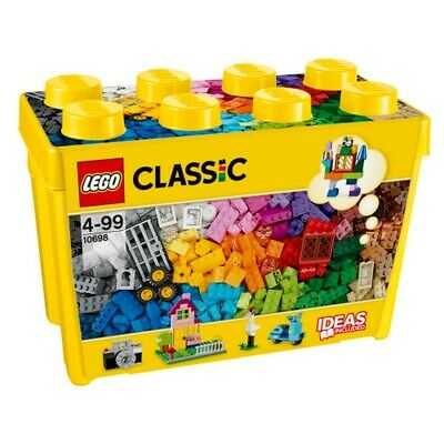 LEGO Large Creative Brick Box LEGO Brand New LEGO-10698