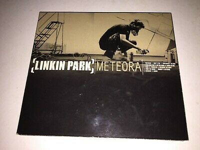 Linkin Park: Meteora: CD Digipak Album: 2003: Enhanced: Rock: Nu Metal: DON1