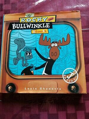 The Rocky And  Bullwinkle Book 96