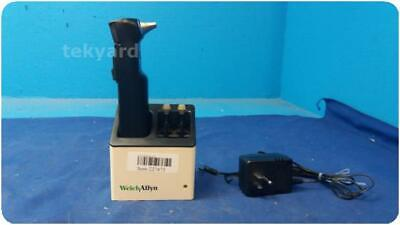 Welch Allyn Audioscope Audiometer & 71123 Battery Charger @ (227475)
