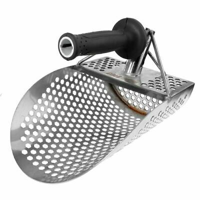 Detecting Gold Metal Detector Sand Scoop Tool Stainless Steel Digging Shovel