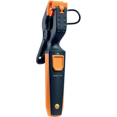 Testo 115i Wireless Pipe Clamp Thermometer Smart Probe Technology