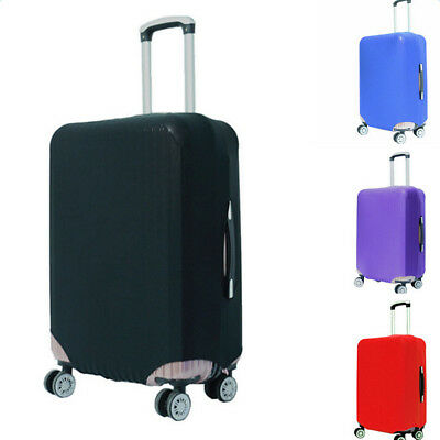 Elastic Travel Luggage Suitcase Dust Cover Protector Anti Scratch For 28''-30''