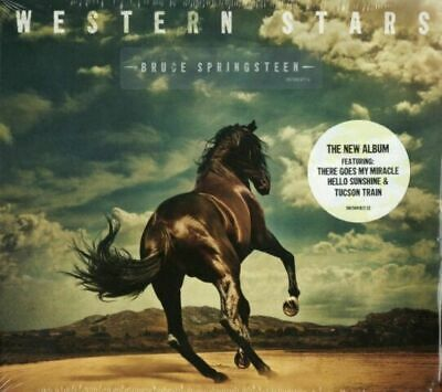 Western Stars - Bruce Springsteen New & Sealed - Free Shipping