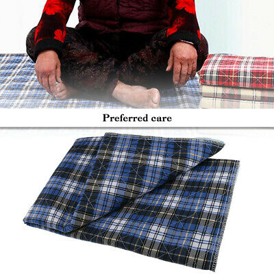 Bedridden Patients Washable Waterproof nursing pad Incontinence Bed Seat Pads