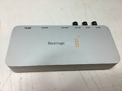 BlackMagic Deisgn UltraStudio SDI Capture/Playback