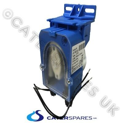 Commercial Dishwasher & Glasswasher Detergent Dosing Pump 230 Volt 3Lph Parts