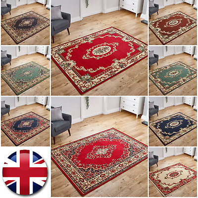 Traditional Classic Oriental Small Extra Large Runner Imperial Budget Cheap Rugs