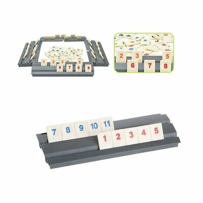Number Rummy Board Game Israel Mahjong Rummikub 106 Tiles Family Party Game Card
