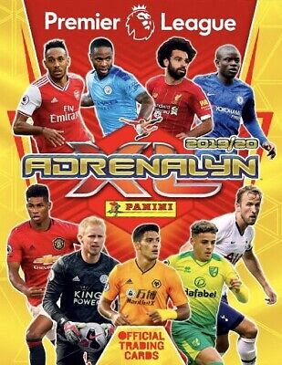 Panini Premier League Adrenalyn 2019/20 Elite Diamond Hero Buy 4 Get 10 Free