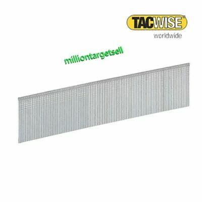 100-5000+Straight Brad Nails 180type 18G Tacwise 10 13 15 20 25 30 32 35 40 50mm