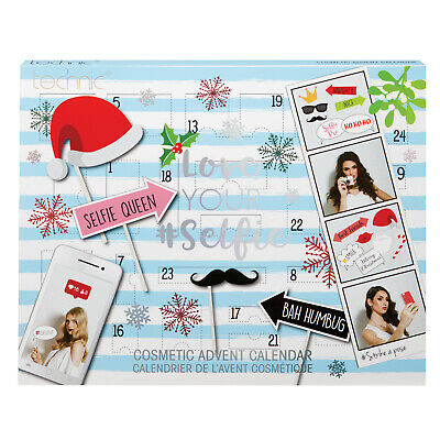 Cosmetic Advent Calendar Make Up Beauty Christmas 2019 Countdown by Technic