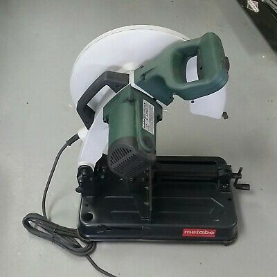 "CS23-355 Metabo 14"" Chop Saw"