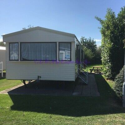 Holiday Caravan For Hire - Haven Caister On Sea Great Yarmouth 16th - 20th Sep