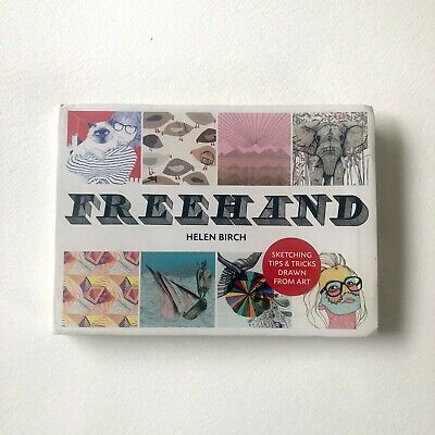 Freehand: Sketching Tricks and Tips Drawn From Art by Helen Birch Book