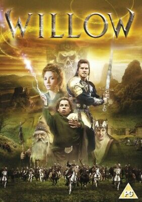 Willow (DVD, 1988) *NEW/SEALED* 5039036058001, FREE P&P