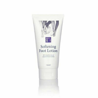 Escenti Cool Feet Softening Foot Lotion With Natural Tea Tree Oil 150Ml