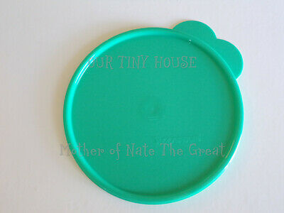 Tupperware Seal Replacement C Lid Butterfly-Tabbed Wonderlier BLUE GREEN 2541
