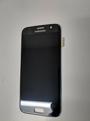 LCD Digitizer Assembly for Samsung G930 Galaxy S7 Black OEM Touch Screen