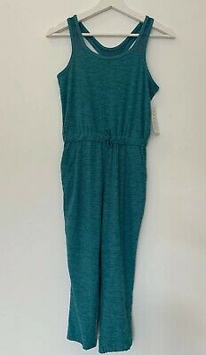 Old Navy Active Jumpsuit Girl (10-12) Size L Sleeveless Stretch S1