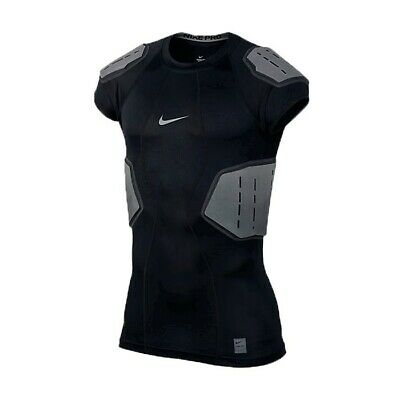 Nike Pro HYPERSTRONG Compression 4 Pad Padded Shirt - Retail $65 - Size Medium