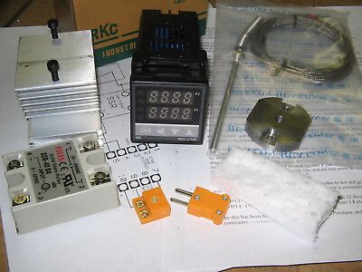 Kiln/Oven Pid Temperature Controller Kit/!!!Ssr Output!!!,40