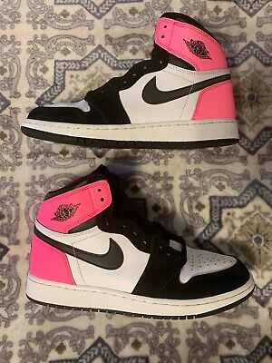 881426 009 AIR JORDAN 1 Retro High OG Valentines Day Big