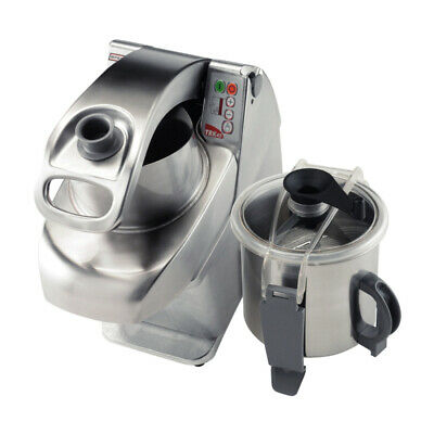 Dito Sama 5.5L Combined Cutter & Vegetable Slicer Variable Speed 300-3700RPM