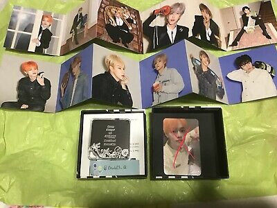 NCT DREAM UNSEALED WE BOOM KIHNO ALBUM - NO PHOTOCARD Limited Edition
