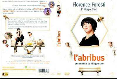 DVD L'Abribus |rayures| Florence Foresti | Comedie | <LivSF> Lemaus