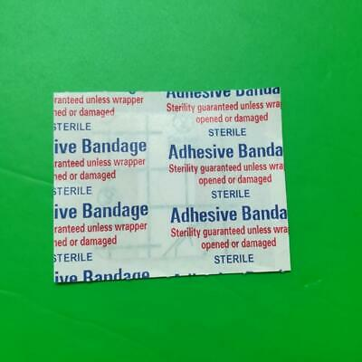 100Pcs Hypoallergenic Non-woven Medical Adhesive Wound-Dressing Band Bandag H7K7