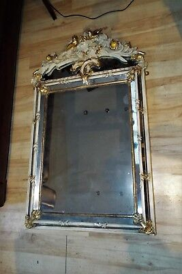 French  18th century mirror