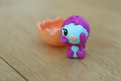 Hatchimals COLLEGGTIBLES HATCH and SEEK Series Hiding Albasloth with Shell