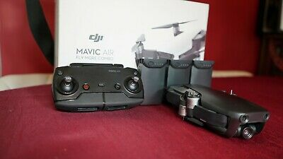 DJI Mavic Air + 3 batteries + protective cases + 4 way charger + accessories!