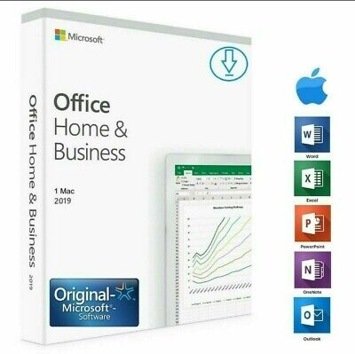 🎈 Office 2019 Home and Business MAC 👍