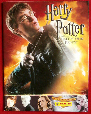 Harry Potter - Half-Blood Prince - New & Un-Used Panini Album