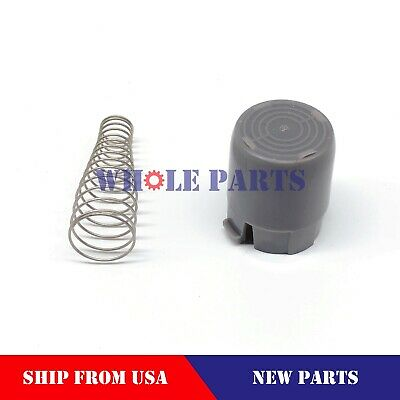 NEW AGM73610701 Washer Magnetic Door Plunger for LG and Kenmore