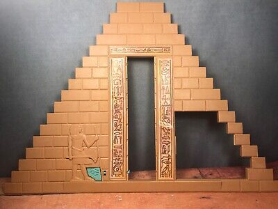 Playmobil Replacement 4240 Pyramid Tan Exterior Wall