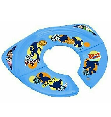 Disney Baby Toy Story Foldable Travel Toilet Training Seat
