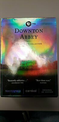 Downton Abbey: The Complete Collection: DVD Original UK Edition NTSC
