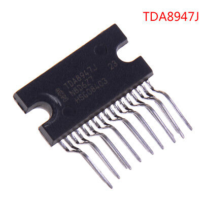 1Pc TDA8947J ZIP audio amplifier foot original high quality Nuovo